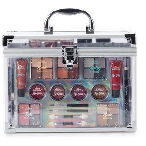 Clear organizing box